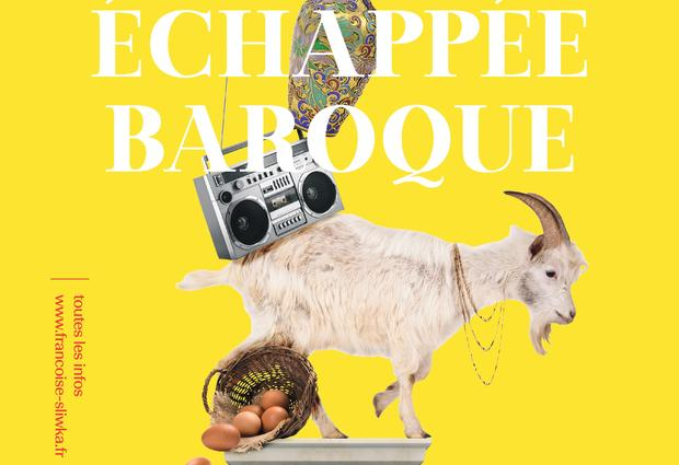 Echappée baroque, Mademoiselle F* et Monsieur K