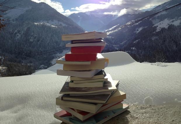 Pause lectures en altitutde