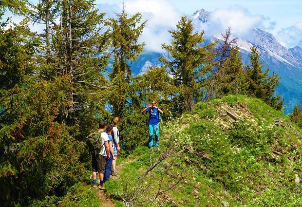 Balade : Comprendre l'histoire de nos paysages alpins