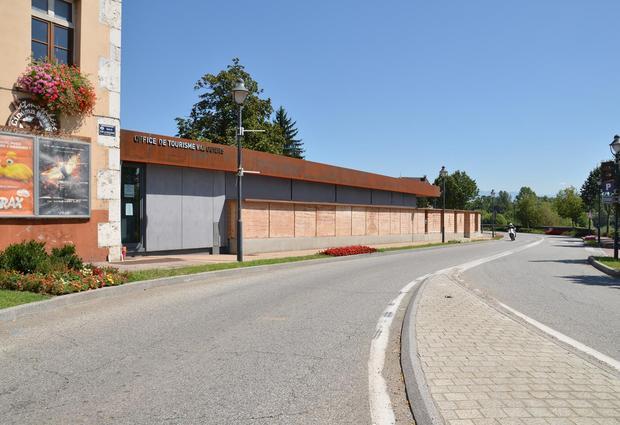 Temporairement fermé - Office de Tourisme Pays du Lac d'Aiguebelette - Bureau d'information touristique de Saint Genix sur Guiers