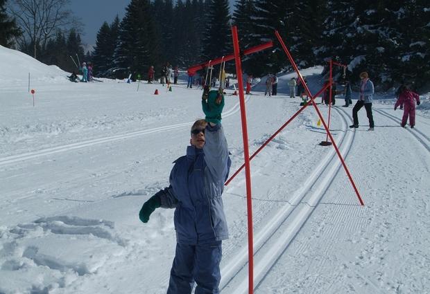 Ski nordique découverte