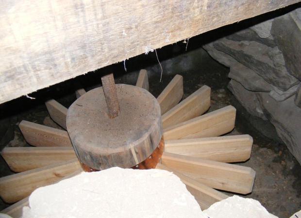 le moulin aux grandes côtes