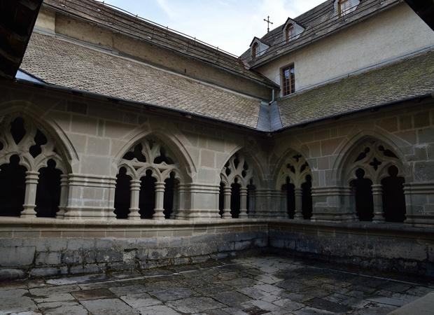 Visitable uniquement durant les journées européennes du patrimoine