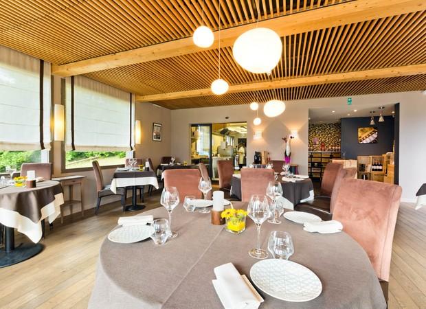 Restaurant Gastronomique La Croix de Savoie