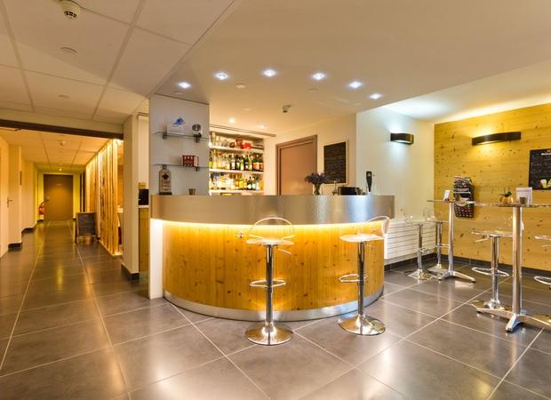 Bar Hotel La Croix de Savoie