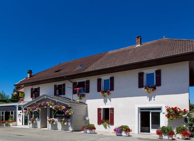 Hôtel Restaurant Blanc Marigny-Saint-Marcel