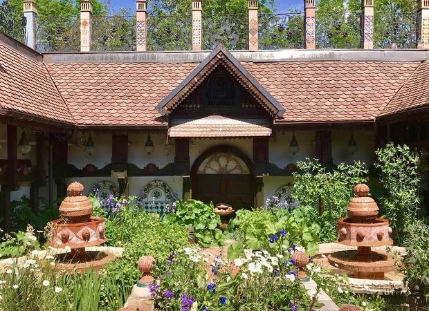jardin des lyres