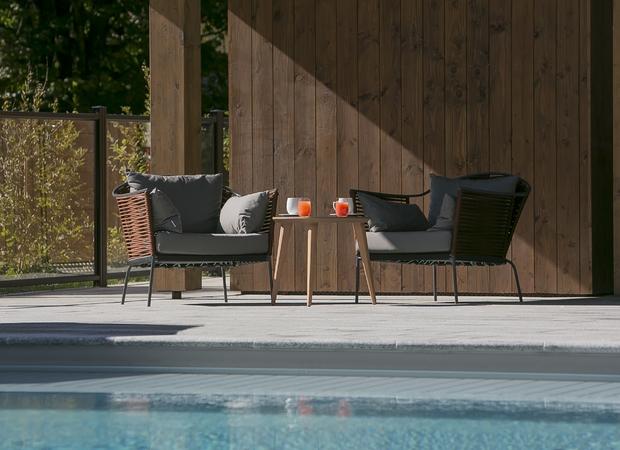 Excelsior piscine fauteuil