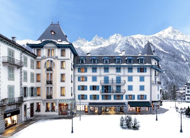 Grand Hotel Des Alpes