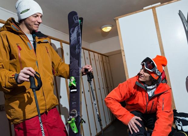 Retour ski