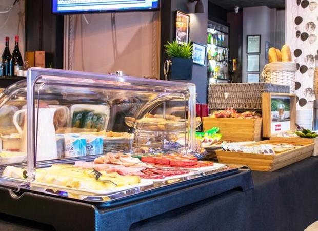 Buffet Petit Déjeuner a volonté