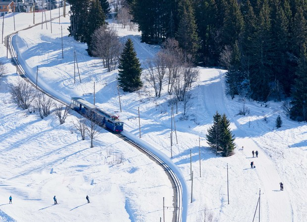 Le TMB en hiver