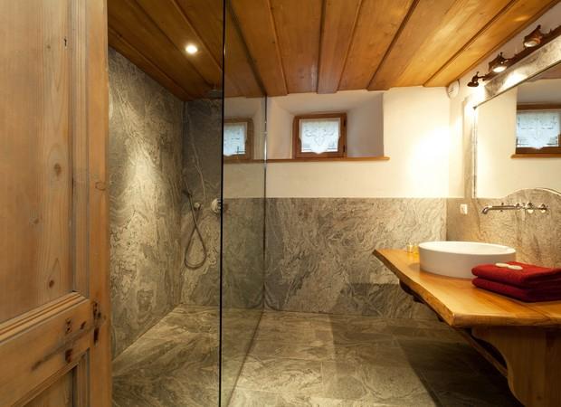 Salle de bain chambre Pont de Grange