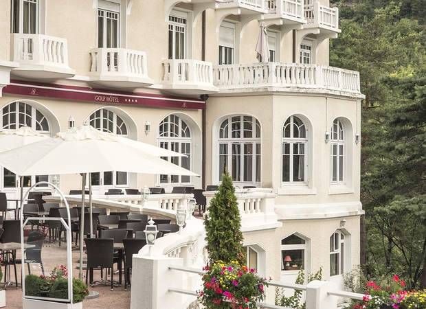 Terrasse du Golf Hotel