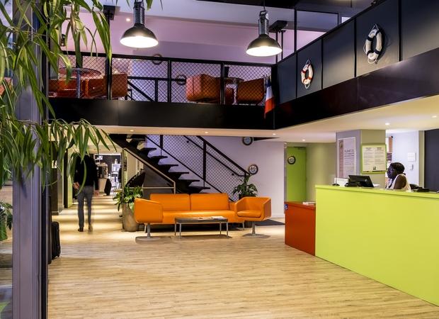 Ibis styles Vitam - Lobby