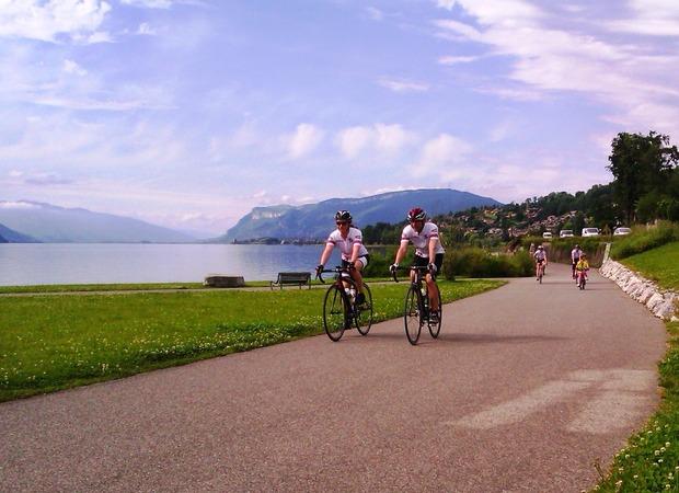 Lac du Bourget - Aix-les-Bains