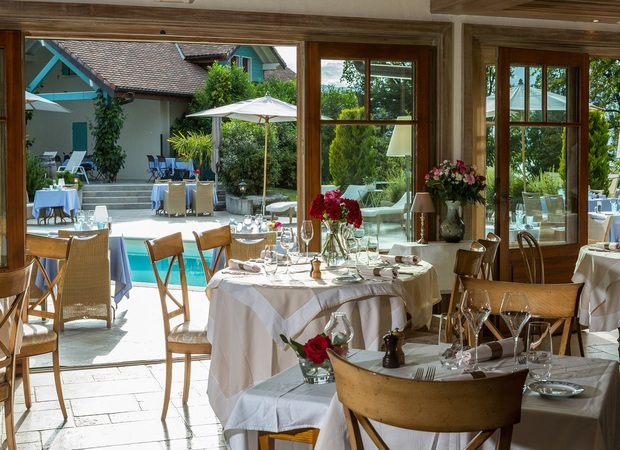 Hotel Restaurant Villa Cécile