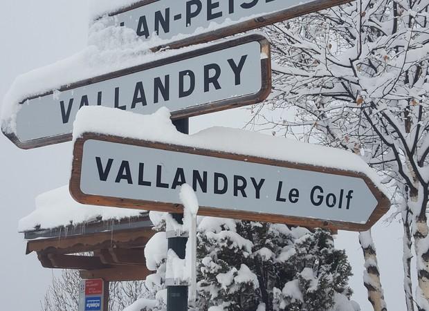 Station de Peisey-Vallandry