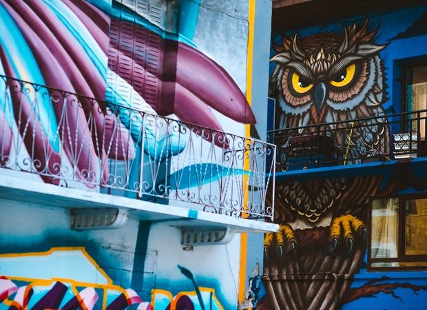 Street Art - Moûtiers