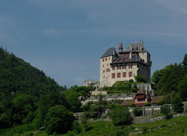 Le Château de Menthon-Saint-Bernard