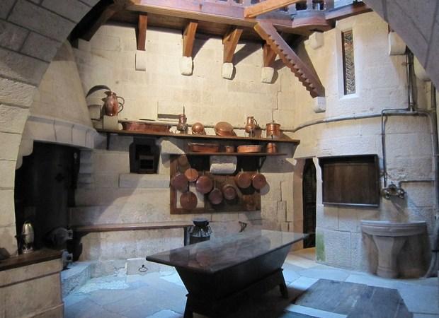 Intérieur du Château de Menthon-Saint-Bernard