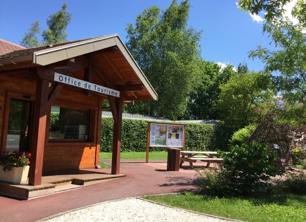 Bureau d'accueil et d'information du Bout du lac d'Annecy - Doussard