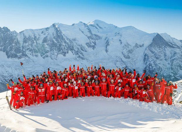 Team Esf Chamonix 2017