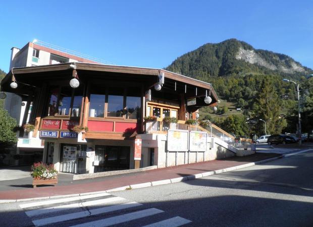 Office de Tourisme du Val d'Arly, bureau de Flumet-St Nicolas