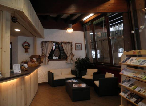 Salon de l'Office de Tourisme