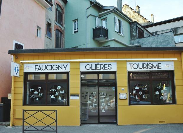Faucigny Glières Tourisme - Extérieur
