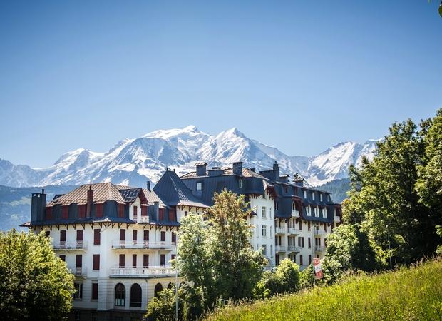 Résidence du Mont-Blanc