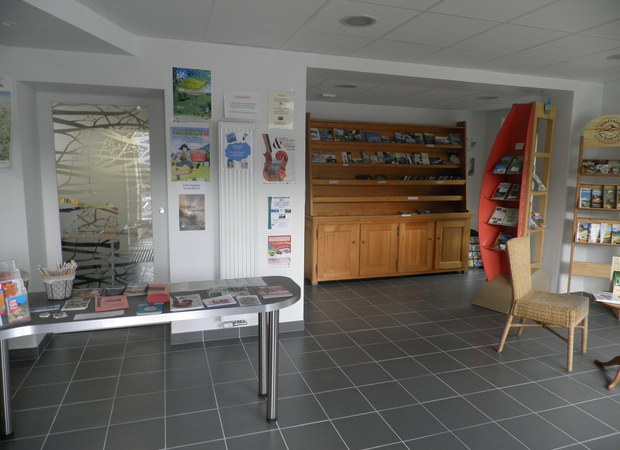 Accueil de l'Office de tourisme