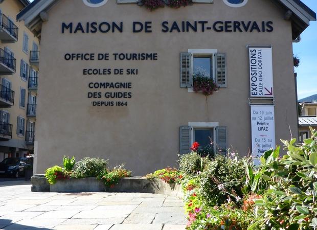 Office de Tourisme de Saint-Gervais