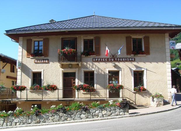 Office de tourisme d'Arêches