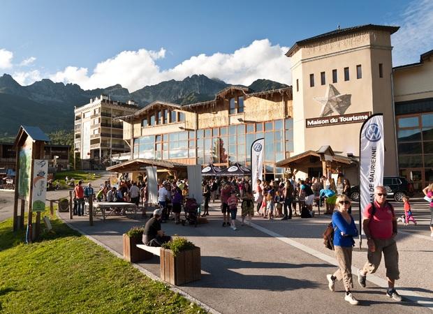 Office de Tourisme de Saint François Longchamp