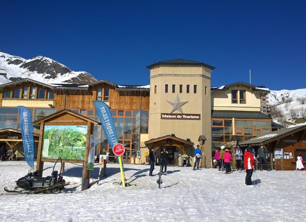 Office de Tourisme de Saint-François Longchamp