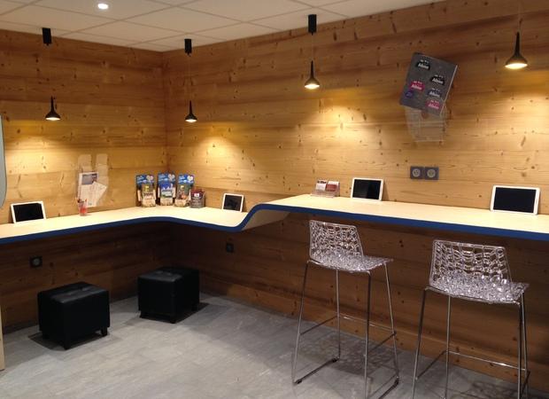 Albiez Tourisme,espace wifi gratuit