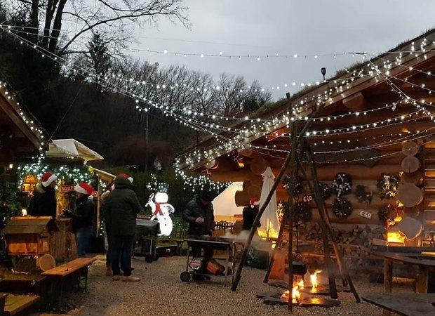 Noël aux Cabanes