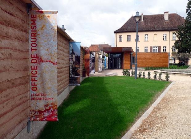 parc Office de Tourisme - Saint Genix sur Guiers