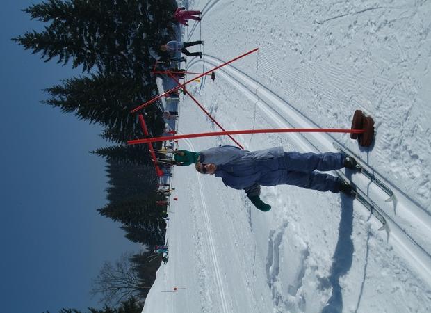 Ski nordique découverte à Agy