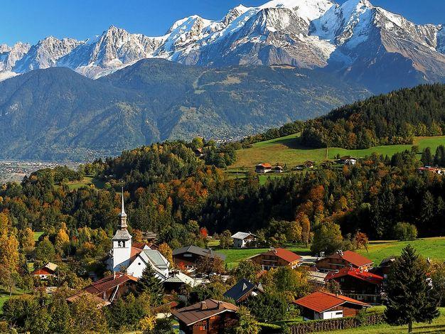 Cordon Le Balcon du Mont Blanc