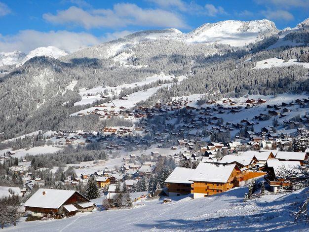 village depuis Vonnes