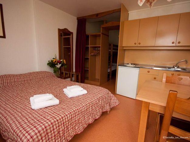 Chambre double Ternelia Les Flocons Verts