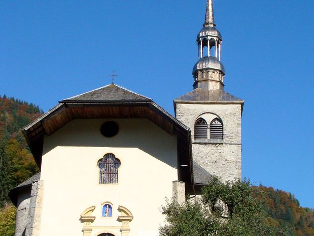 Eglise de Saint-Nicolas-la-Chapelle