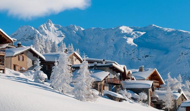 Vos vacances d'hiver à la Rosière