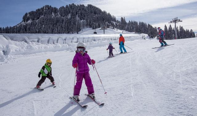 Le Grand-Bornand alpage express
