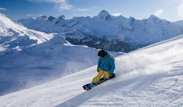 Le domaine skiable du Grand-Bornand