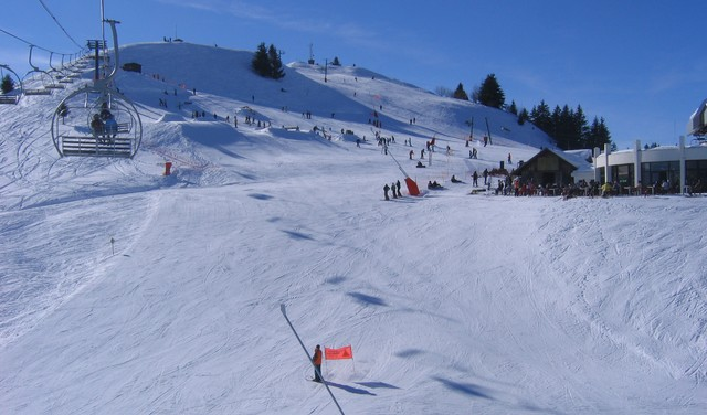 Domaine Alpin du Massif des Brasses