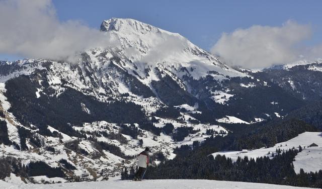 Domaine skiable de l'Essert-Abondance