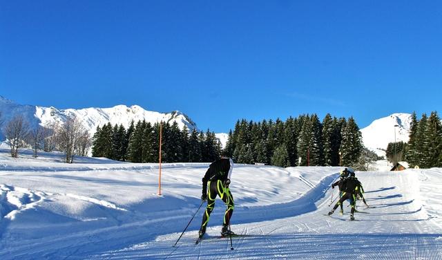 Domaine skiable nordique Praz de Lys Sommand